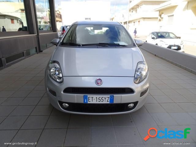 Fiat g. punto evo 1.3 mtj 85cv s&s diesel in vendita a san michele salentino (brindisi)