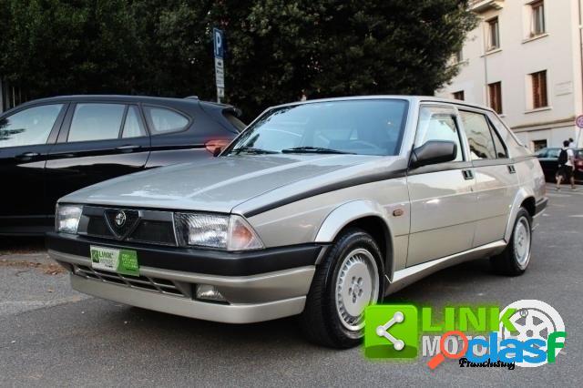 Alfa romeo 75 gpl in vendita a roma (roma)