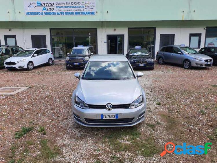 Volkswagen golf diesel in vendita a pesaro (pesaro-urbino)