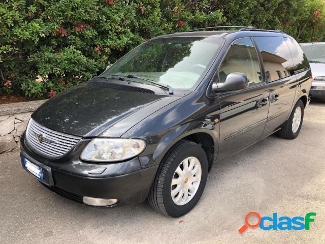 Chrysler voyager diesel in vendita a modica (ragusa)