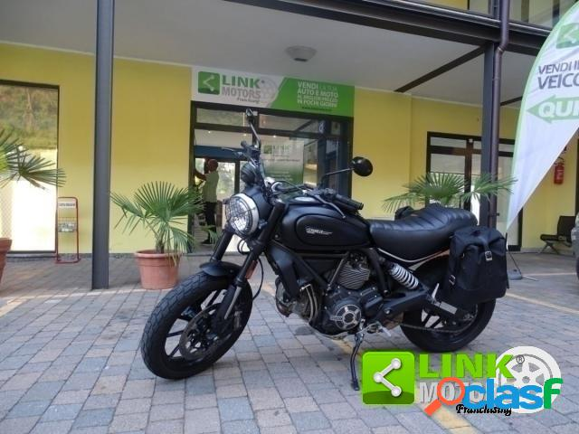 Ducati scrambler 800 benzina in vendita a solbiate arno (varese)