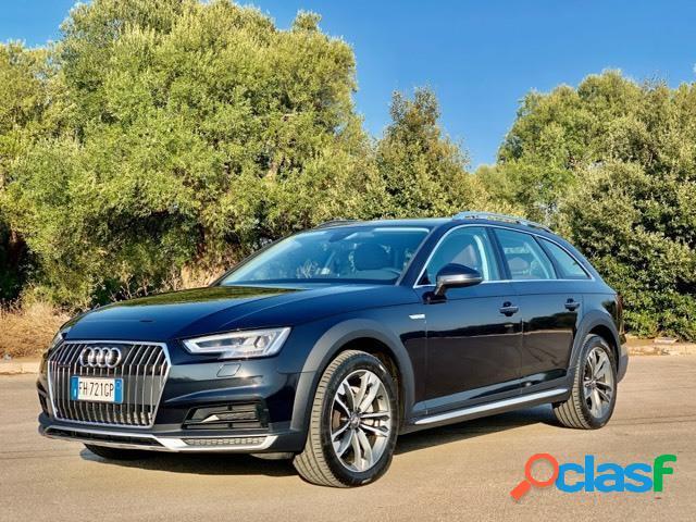 Audi a4 allroad diesel in vendita a san vito dei normanni (brindisi)