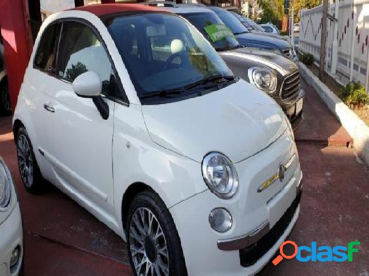 Fiat 500 cabrio benzina in vendita a fondi (latina)