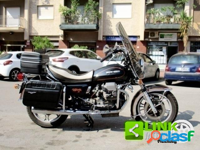 Moto guzzi california ii benzina in vendita a palermo (palermo)