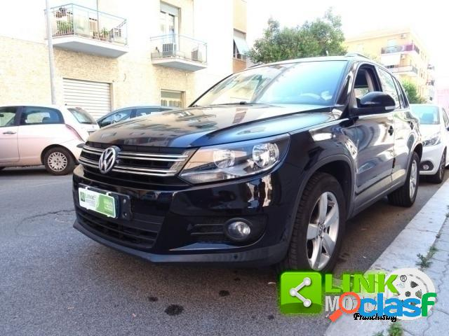 Volkswagen tiguan diesel in vendita a civitavecchia (roma)