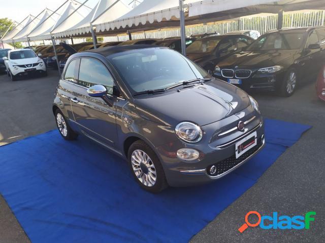Fiat 500 cabrio benzina in vendita a giugliano in campania (napoli)