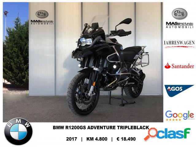 Bmw r 1200 gs adventure benzina in vendita a melissano (lecce)