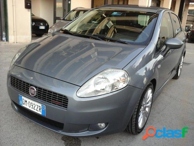 Fiat grande punto diesel in vendita a canicattì (agrigento)