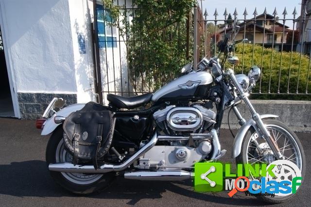 Harley-davidson sportster benzina in vendita a san maurizio canavese (torino)