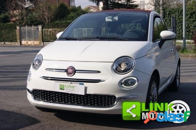 Fiat 500 cabrio benzina in vendita a san maurizio canavese (torino)