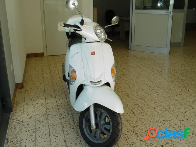 Kymco like 125 benzina in vendita a bagolino (brescia)