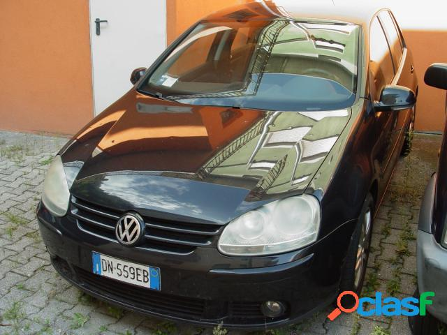Volkswagen golf diesel in vendita a bagolino (brescia)