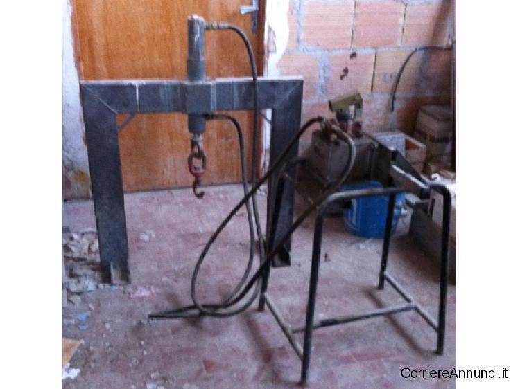 Estrattore idraulico