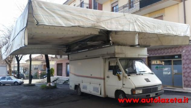 Fiat ducato 2.5 d 75 cv allestimento per mercato per