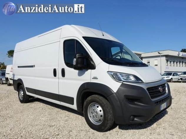 Fiat ducato 35 2.3 mjt 150cv maxi l3h2 rif. 12174183