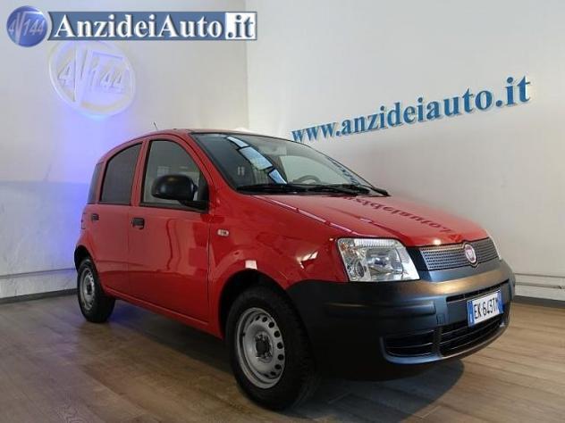 Fiat panda 1.3 mjt van active 2 posti rif. 12194127