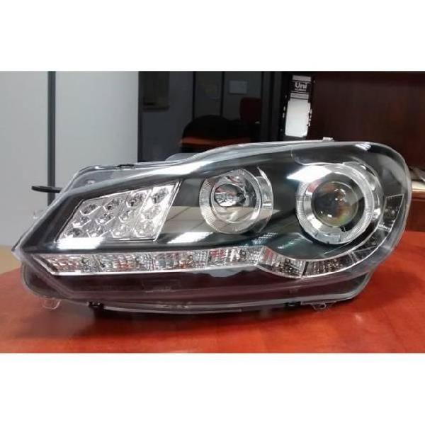 Fanali day light volkswagen golf 6 06-08