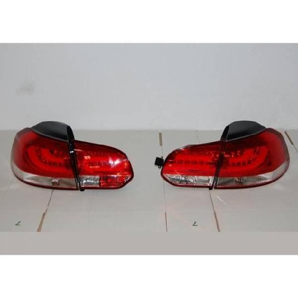 Fanali posteriori cardna volkswagen golf 6 red tipo r32