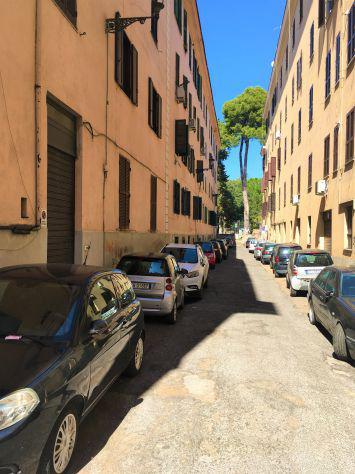 Centro storico via zara affittasi monolocale su due livelli