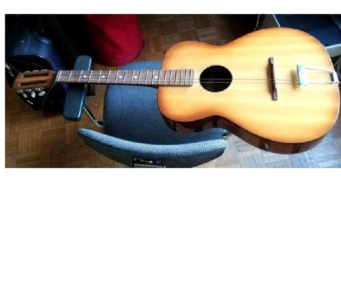 Chitarra crucianelli anni 70 senza corde