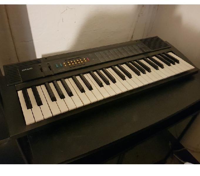 Tastiera elettronica (pianola casio ctk