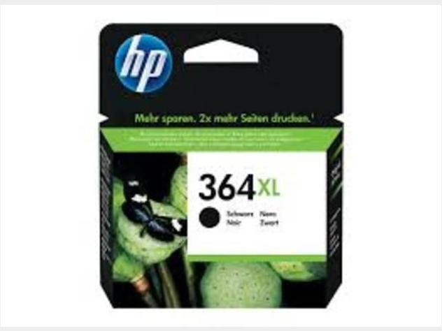 Hp - 364xl cartuccia nera - sottocosto beltel nuovo