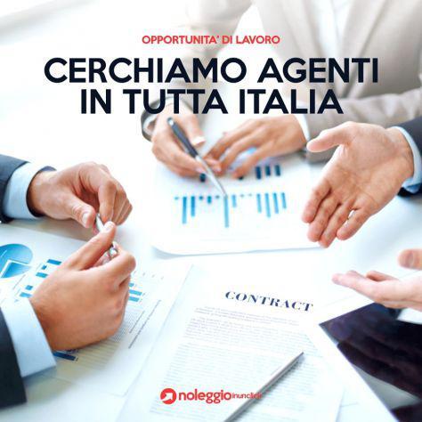 Procacciatori d'affari plurimandatari in tutta italia