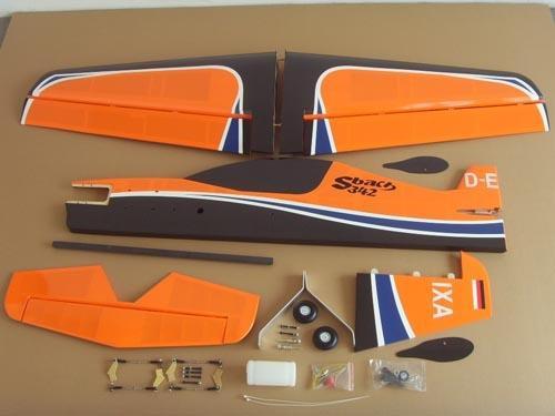 Sbach profile 20cc