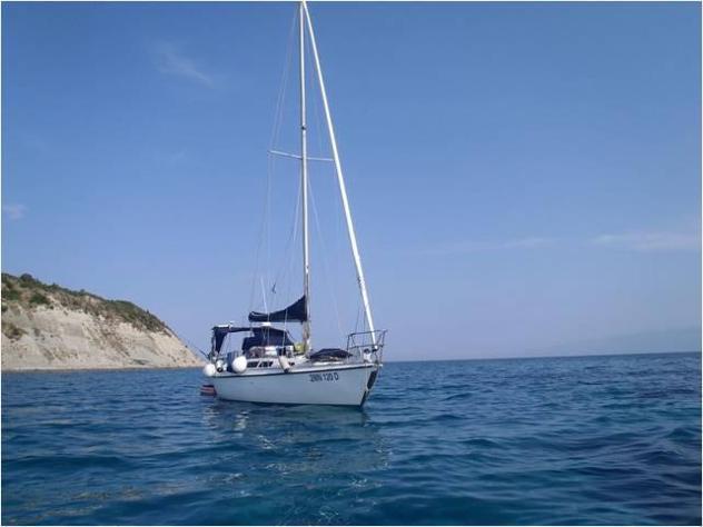 Barca a velagib sea gib sea 35 anno1982 lunghezza mt10