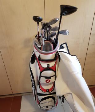 Set completo golf donna