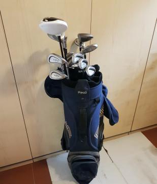 Set completo golf uomo