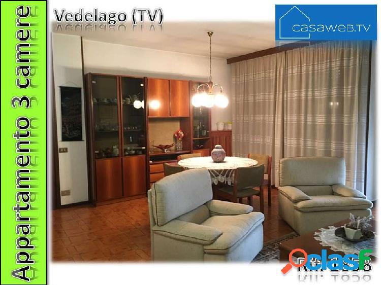 Appartamento 3 camere a vedelago (tv) rif. 1858
