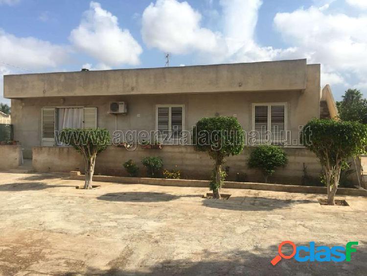 Casa indipendente 140 mq + 2000mq di terreno b3