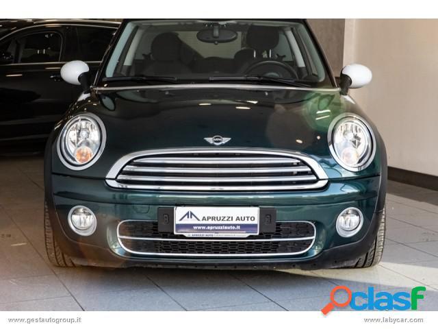 Mini cooper 1.6 d auto diesel in vendita a san michele salentino (brindisi)