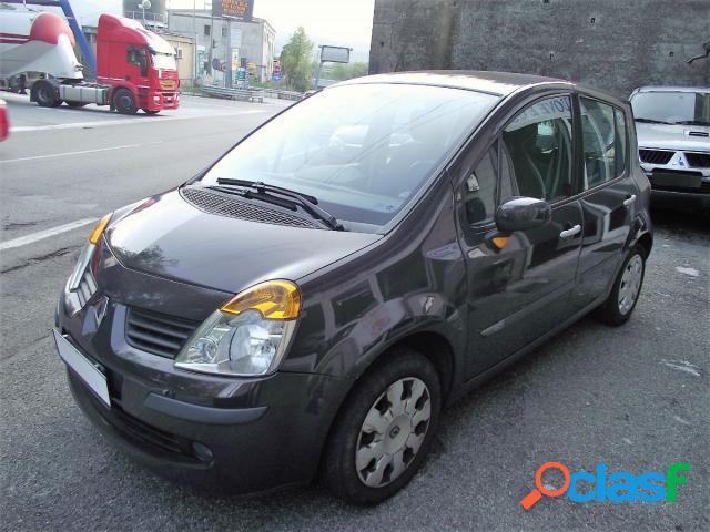 Renault modus diesel in vendita a vignole borbera (alessandria)