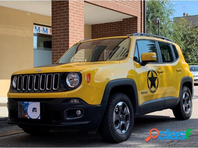 Jeep renegade diesel in vendita a cologno monzese (milano)