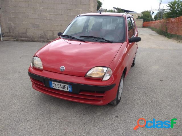 Fiat seicento benzina in vendita a noicattaro (bari)