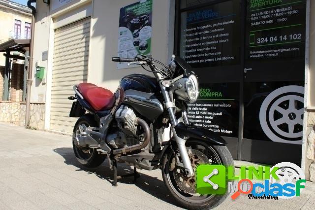 Moto guzzi breva 850 benzina in vendita a pontecagnano faiano (salerno)