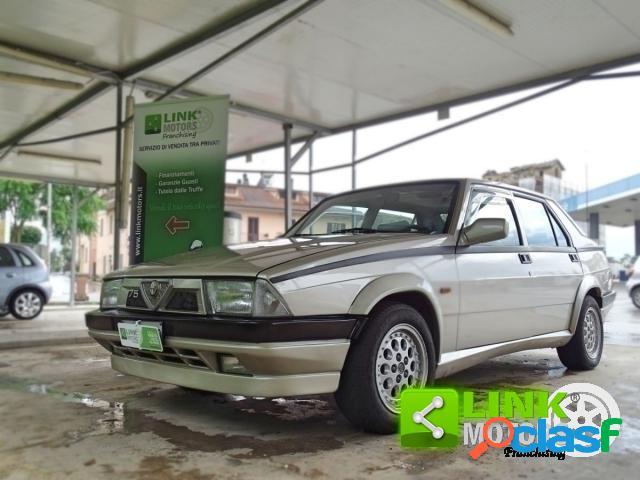 Alfa romeo 75 benzina in vendita a ascoli piceno (ascoli piceno)