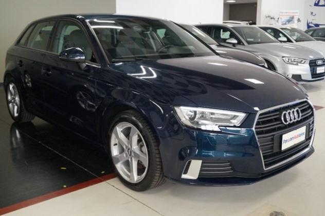 Audi a3 spb 2.0 tdi sport aziendali rif. 12237748
