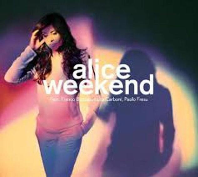 Alice (4) - weekend