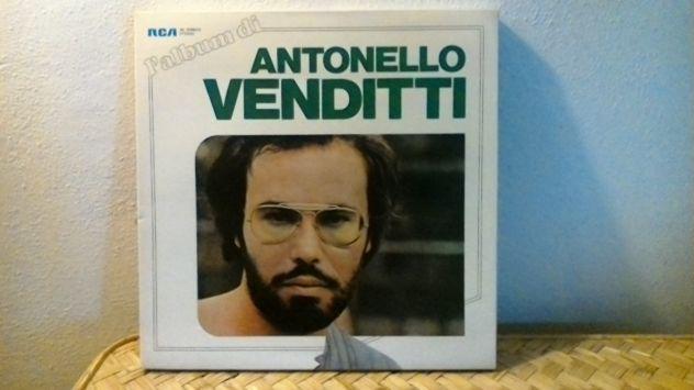 Antonello Venditti l'album del 1983 dischi vinili 33 giri