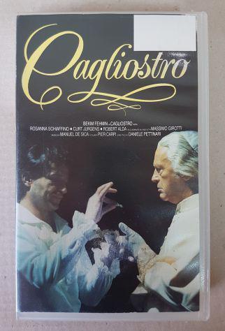 Cagliostro, daniele pettinari, 1975