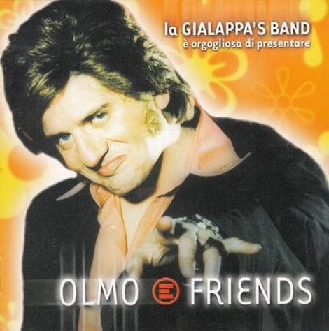 Cd various - olmo e friends