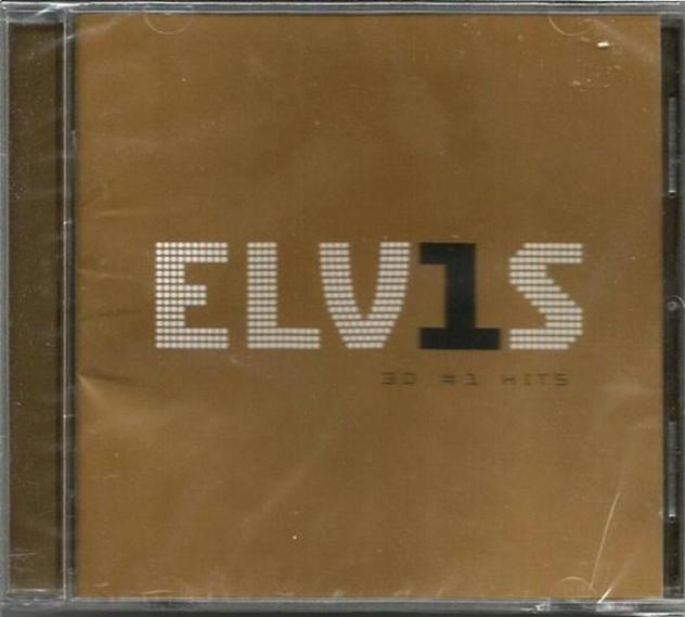 Elvis presley - elv1s 30 #1 hits