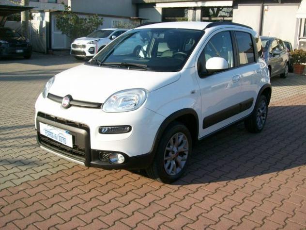 Fiat new panda 1.3 mjt 95cv s.&s. 4x4 aziendale 5° posto