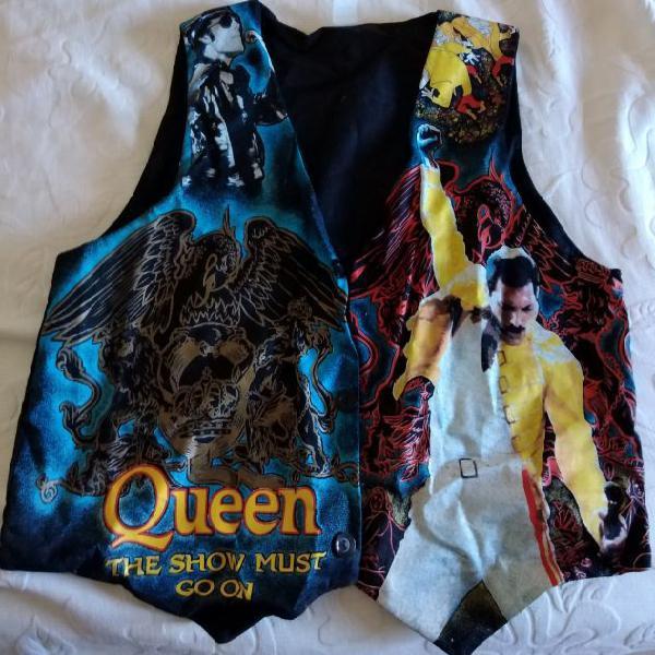 Gilet su Freddie Mercury