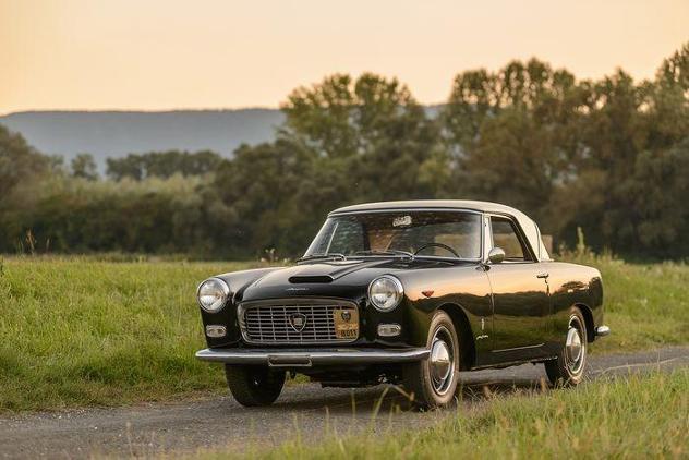 Lancia - appia coupe pinin farina - 1958
