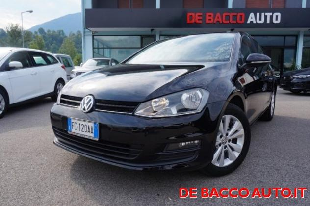 Volkswagen golf 1.6 tdi 110 cv 5p. business bluemotion rif.