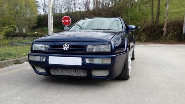 Volkswagen - corrado vr6 - 1993